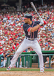 29 May 2016: Washington Nationals shortstop Danny Espinosa in action against the St. Louis Cardinals at Nationals Park in Washington, DC. The Nationals defeated the Cardinals 10-2 to split their 4-game series. Mandatory Credit: Ed Wolfstein Photo *** RAW (NEF) Image File Available ***