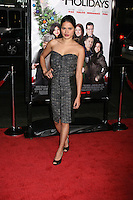 "Melonie Diaz  arriving at the Premiere of ""Nothing Like the Holidays"" at the Grauman's Chinese Theater in Hollywood, CA.December 3, 2008.©2008 Kathy Hutchins / Hutchins Photo....                ."