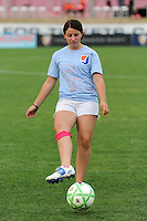 Sky Blue FC vs Washington Freedom August 11 2010