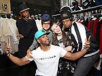 "Backstage at #EduHam matinee of ""Hamilton"""