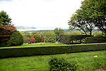 Sculptures and grounds at Kykuit at the Rockefeller Brothers Fund's Pocantico Center, Tarrytown, New York
