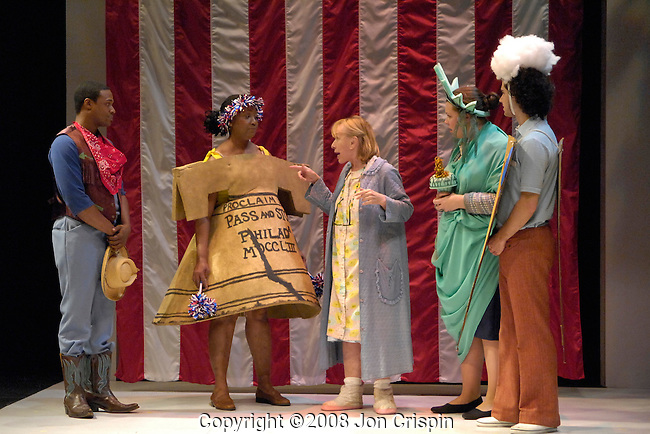 """New Century Theatre production of """"Well"""".© 2008 JON CRISPIN .Please Credit   Jon Crispin.Jon Crispin   PO Box 958   Amherst, MA 01004.413 256 6453.jonkcrispin@mac.com.ALL RIGHTS RESERVED"""
