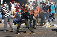 Violence erupts in Venezuela by Caribe Focus