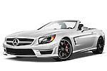 Mercedes-Benz SL-Class SL63 AMG Convertible 2013