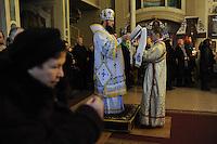 Odessa Diary: Orthodox Christmas (UKR)