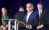 Mayor of London and London Assembly results announcement at City Hall, London, Great Britain <br /> 6th May 2016 <br /> <br /> <br /> Sian Berry - Green Party <br /> <br /> Paul Golding - Britain First <br /> <br /> Zac Goldsmith - Conservative<br /> <br /> Lee Harris - CISTA<br /> <br /> Sadiq Khan - Labour <br /> <br /> Ankit Love - One Love Party<br /> <br /> Caroline Pidgeon - Lib Dems<br /> <br /> Sophie Walker - Women&rsquo;s Equality Party <br /> <br /> Peter Whittle - UKIP <br /> <br /> The winner was Sadiq Khan who is appointed the new mayor of London <br /> <br /> <br /> <br /> Photograph by Elliott Franks <br /> Image licensed to Elliott Franks Photography Services