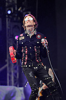 JUN 15 Buckcherry performing at Download Festival