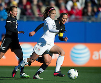 USWNT vs New Zealand