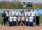 3-21-15, Skyline High School girl's varsity softball team