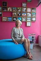 Maria Sebregondi - Co-founder of Moleskine