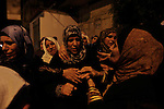 Relatives mourn during the funeral of Ahmad Kamil, a Palestinian man who was shot dead by Israeli security forces after he tried to stab a member of the Israeli security forces at the Al-Jalama checkpoint between the northern West Bank and Israel, in the village of Qabatiya, near the West Bank town of Jenin on October 30, 2015. Photo by Nedal Eshtayah