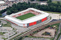 AERIAL IMAGES - NEW YORK STADIUM, ROTHERHAM UNITED FC <br />