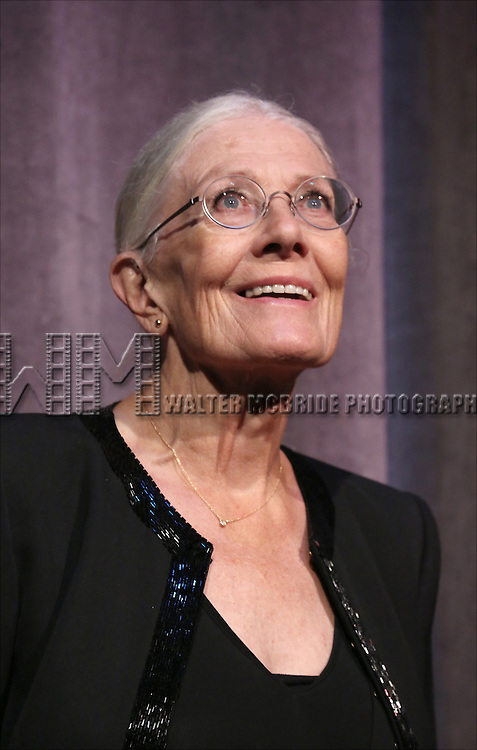 Vanessa Redgrave during the on stage Presentation for 'Foxcatcher' at the Roy Thomson Hall during the 2014 Toronto International Film Festival on September 8, 2014 in Toronto, Canada.