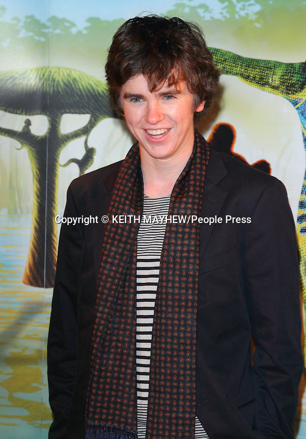 London - Cirque du Soleil 'Totem' Opening Night at the Royal Albert Hall, London - January 5th 2012..Photo by Keith Mayhew