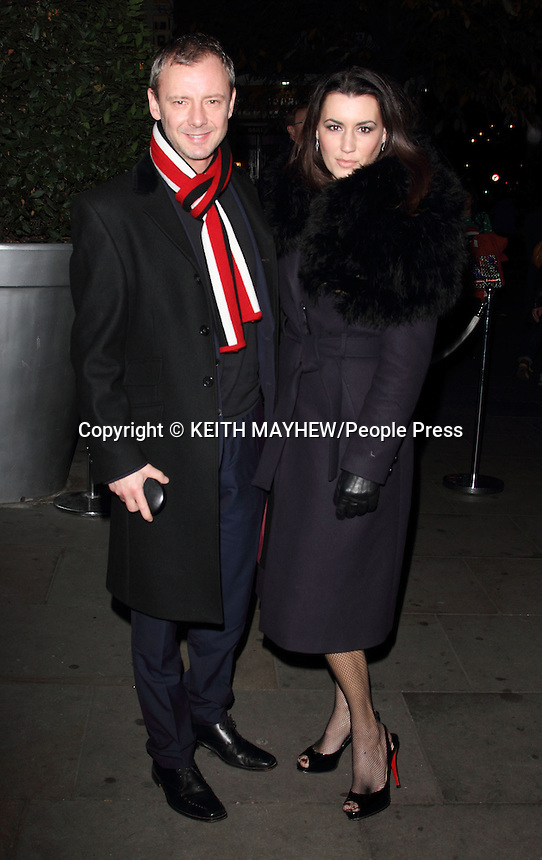 English National Ballet Annual Christmas VIP Party at the St Martins Lane Hotel and London Coliseum - December 12th 2013<br /> <br /> Photo by Keith Mayhew
