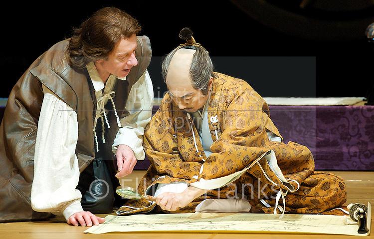 anjin the shogun and the english samurai elliott franks photography
