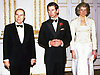 1988; Paris, France: PRINCESS DIANA AND PRINCE CHARLES<br />