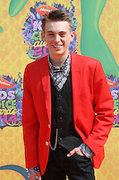 Dylan Riley Snyder<br /> at Nickelodeon's 27th Annual Kids' Choice Awards, USC Galen Center, Los Angeles, CA 03-29-14<br /> David Edwards/DailyCeleb.Com 818-249-4998