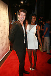 Recording Artist Robin Thicke and Model Jessica White attend The House of Rémy Martin® celebrates the national launch of Rémy Martin® V - the brand's first CLEAR spirit at LAVO, NY  7/12/11