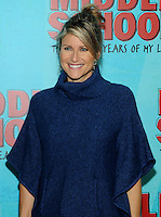 NEW YORK, NY - OCTOBER 01: Ashleigh Banfield  attends the New York Screening of Middle School: The Worst Years of My Life at Regal E-Walk on October 1, 2016 in New York City. Photo Credit: John Palmer/MediaPunch