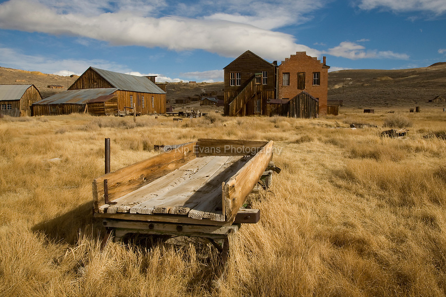 Bodie Historic Ghost Town, near Mono Lake CA
