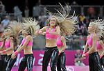 01/08/2012 - USA Vs Turkey - Womens Basketball - Olympic Park