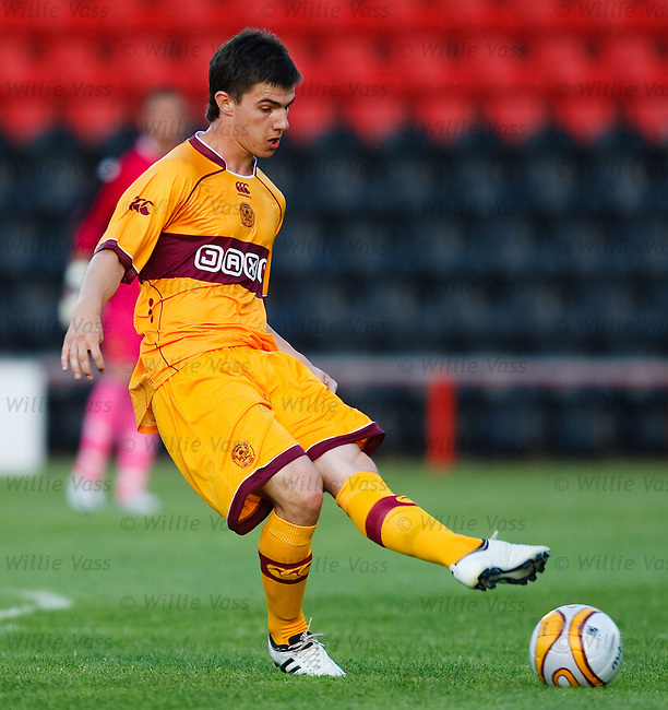 Ross Forbes, Motherwell
