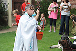 st. peters-blessing of animals 092912
