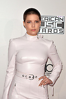 LOS ANGELES, CA - NOVEMBER 20: Halsey at the 44th Annual American Music Awards at the Microsoft Theatre in Los Angeles, California on November 20, 2016. Credit: Koi Sojer/Snap'N U Photos/MediaPunch