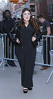 NEW YORK, NY March 21, 2017  Isabella Amara at AOL BUILD  to talk about new movie Wilson in New York March 21, 2017. Credit:RW/MediaPunch