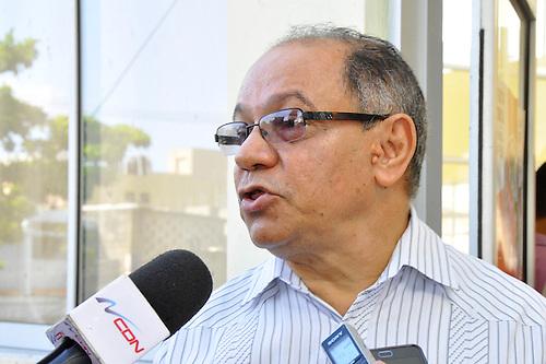 Pepe Abreu, presidente del CNUS.