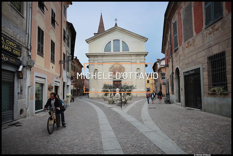 Novi Ligure  MICHELE DOTTAVIO Torino Photo Library
