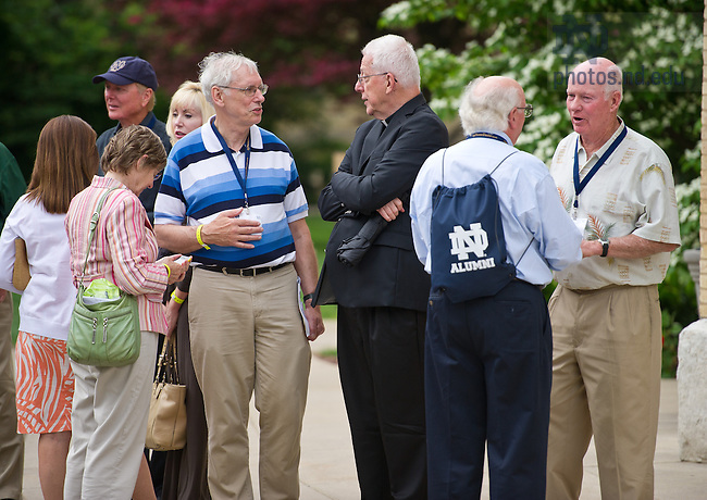 May 31, 2013; 2013 Reunion<br /> <br /> Photo by Matt Cashore/University of Notre Dame