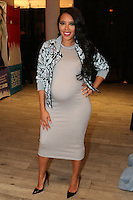 NEW YORK, NY - SEPTEMBER 13: Angela Simmons pictured at the Vipe Activewear Fashion Show featuring Vipe Noir by Angela Simmons at KIA Style 360 during New York Fashion Week on September 13, 2016. Credit: Walik Goshorn/MediaPunch