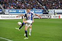 VOETBAL: HEERENVEEN: Abe Lenstra Stadion, 11-04-2015, Eredivisie, sc Heerenveen - AZ Alkmaar, Eindstand: 5-2, Mark Uth (#19), ©foto Martin de Jong