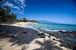 Paia Inn on the North Shore of Maui.  This hotel is located in a  quiet beachfront community and has a private entrance to Paia Bay. Paia Bay.