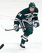 Nick Bligh (Dartmouth - 14) - The Boston College Eagles defeated the visiting Dartmouth College Big Green 6-3 (EN) on Saturday, November 24, 2012, at Kelley Rink in Conte Forum in Chestnut Hill, Massachusetts.
