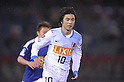Masashi Motoyama (Antlers), MARCH 31, 2012 - Football / Soccer : 2012 J.LEAGUE Division 1 between Yokohama F Marinos 0-0 Kashima Antlers at NISSAN Stadium, Kanagawa, Japan. This game was celebrated as a 20th Anniversary Match involving two of the original teams that featured when the J.League launched. Traditionally one of the favourites, Kashima have not scored yet in their first 4 games of the season. (Photo by Atsushi Tomura /AFLO SPORT) [1035]