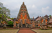 Bali - temples and architecture