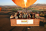 20110724 Sunday July 24 Gold Coast Hot Air ballooning