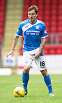 St Johnstone FC&hellip; Season 2016-17<br />Paul Paton<br />Picture by Graeme Hart.<br />Copyright Perthshire Picture Agency<br />Tel: 01738 623350  Mobile: 07990 594431