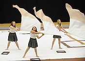 Winter Guard festival at FHS 2/25/2017
