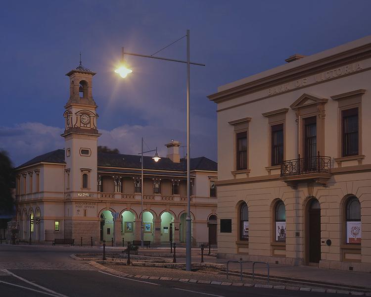 Beechworth Gold Bank & Post Office
