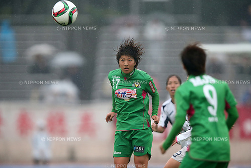 Rin Sumida (Beleza), NOVEMBER 8, 2015 - Football / Soccer : 2015 Plenus Nadeshiko League Division 1 between NTV Beleza 0-0 INAC KOBE LEONESSA at Shonan BMW Stadium Hiratsuka, Kanagawa, Japan. (Photo by Jun Tsukida/AFLO SPORT)