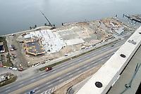 1982 May 26..Redevelopment.Downtown South (R-9)..WATERSIDE.CONSTRUCTION PROGRESS...NEG#.NRHA#..