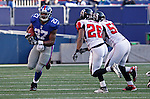 November 22, 2009: Atlanta Falcons at New York Giants
