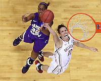 2011 NCAA Oklahoma Miami Women's Basketball