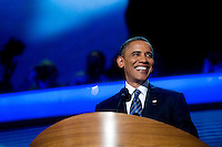 CHARLOTTE, NC - September 6, 2012 - Remarks by Barack Obama President of the United States at the 2012 Democratic National Convention.