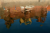 Varanasi India, amazing reflections on the Ganges