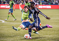 Seattle Sounders vs Vancouver Whitecaps, October 10, 2014